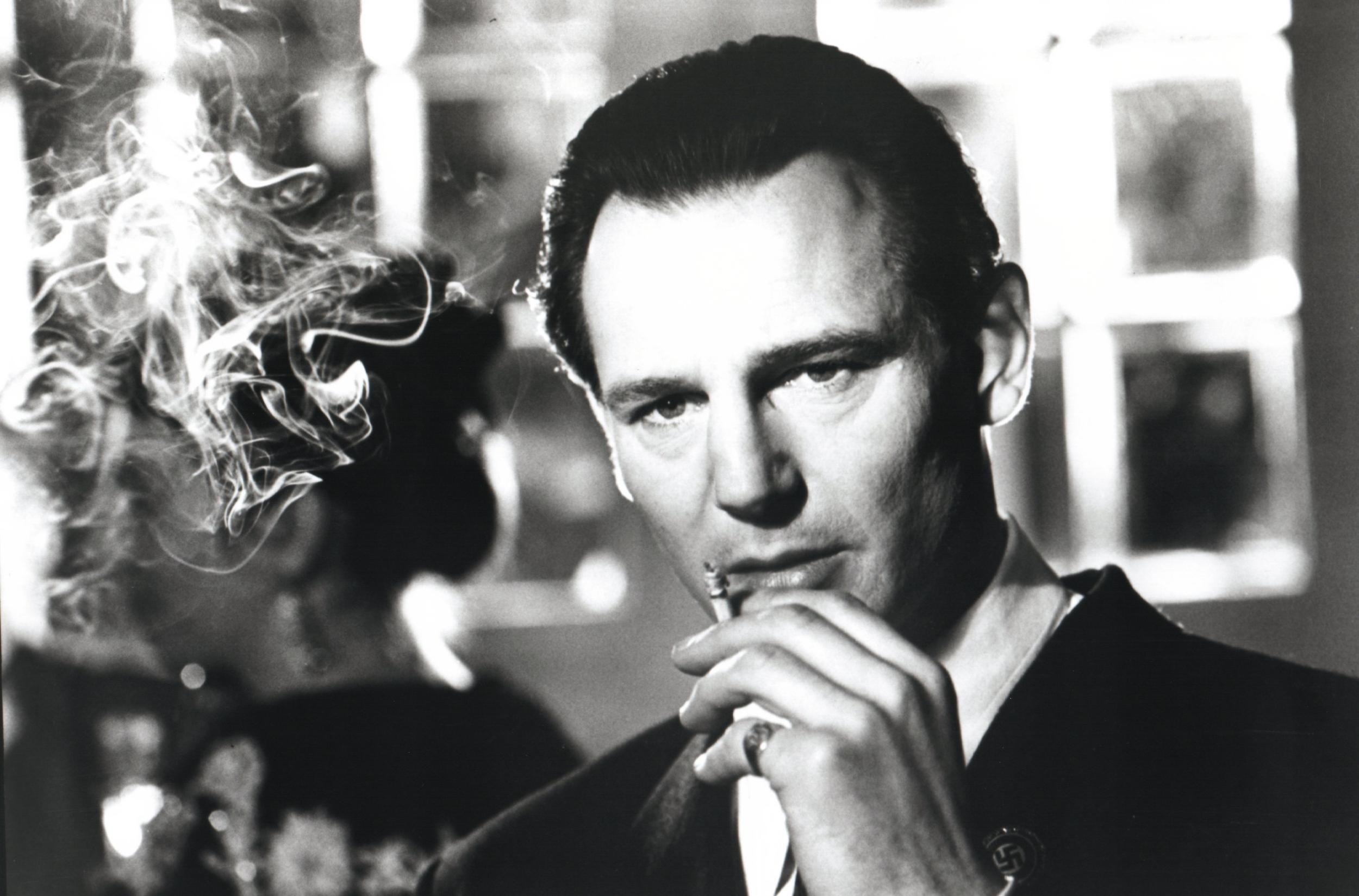 Min poénkodott Robin Williams a Schindler listája forgatásán?