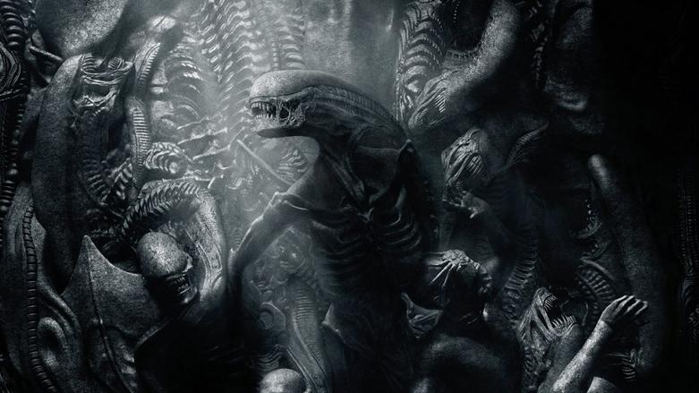 Olyan lehet a Pokol, mint az Alien: Covenant új plakátján