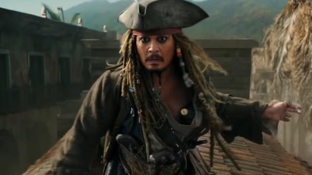 Johnny Depp szerint minden kalóz hülye!