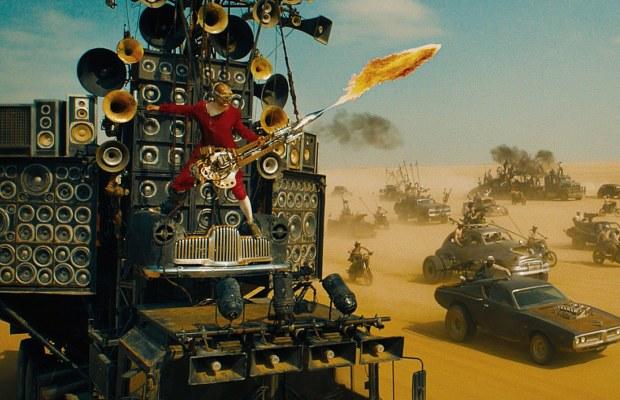 Amikor egy idős bácsi megmutatta, milyen egy tökös akciófilm - Mad Max: A harag útja