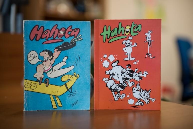 25 év szünet után ismét megjelent a Hahota!