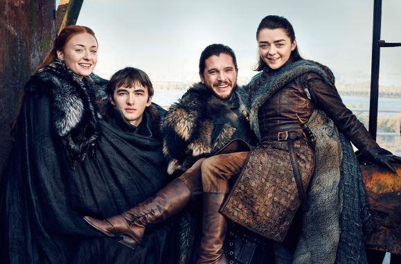 Végre megint együtt lesz a Stark család a Trónok harca 7. évadában?