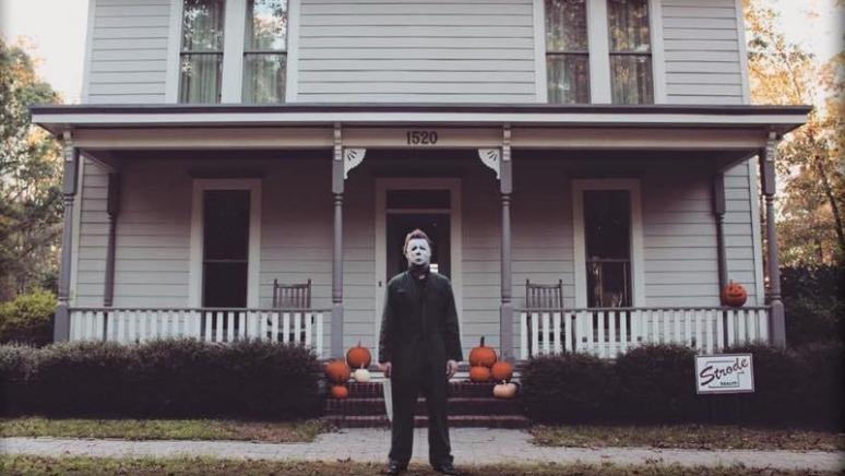 Költözz be a Halloween gyilkosának házába, ha van merszed!