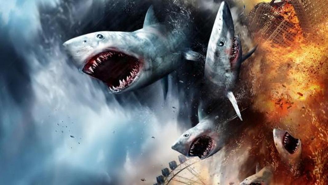 Sharknado? Smafu! Jön a Sharkzilla!