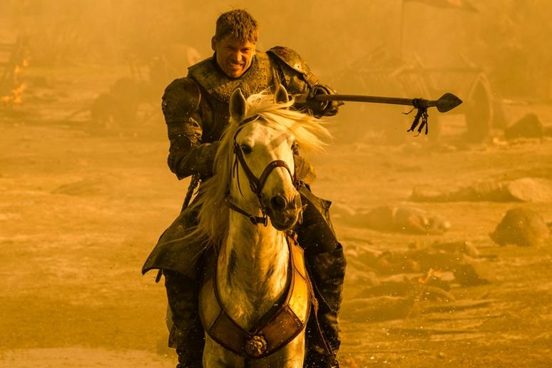 A Trónok harca Jaime-je könnyedén elbánna a hekkerekkel