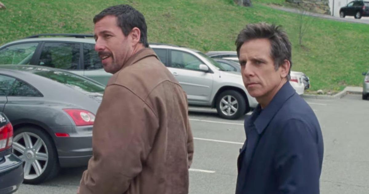 Az év híre: Ben Stiller összeállt Adam Sandlerrel!