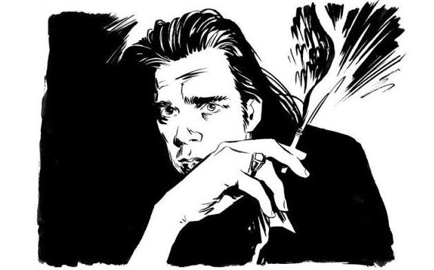 Képregény készült Nick Cave életéről