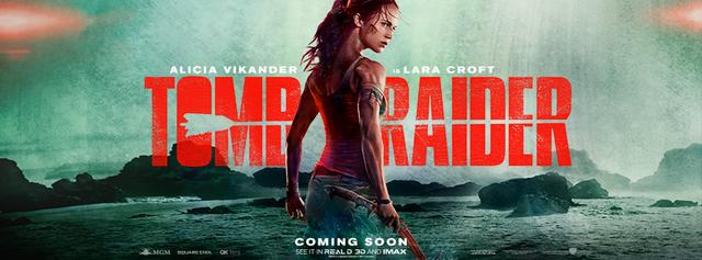 Kapott egy trailert az új Tomb Raider-film trailere