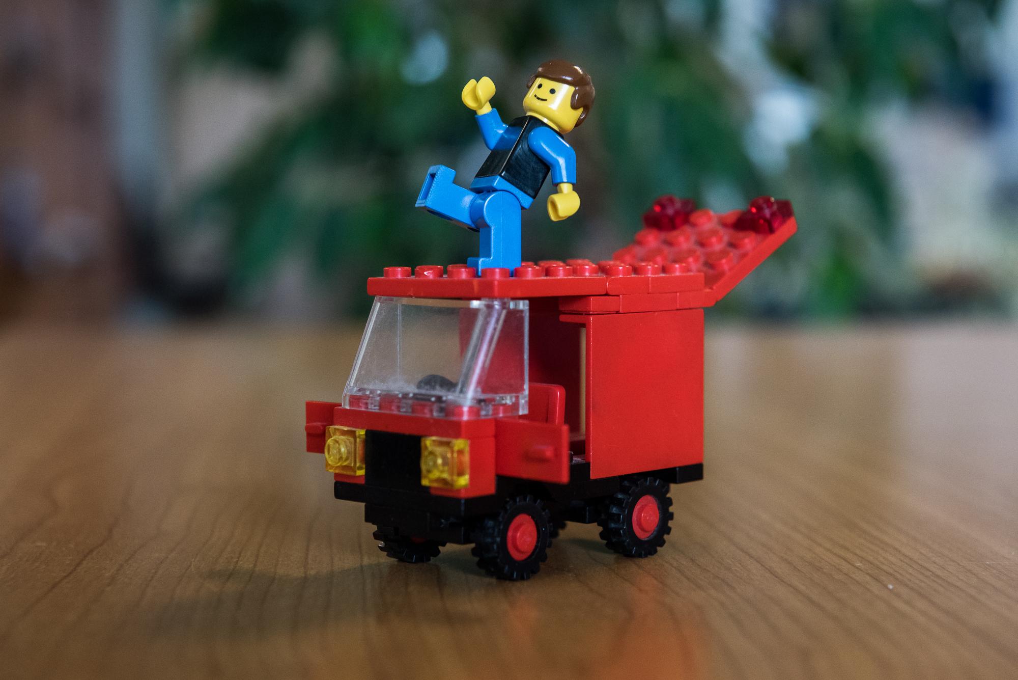 Akkora királyság a Lego Ninjago, hogy 35 évesen kedvem támadt legózni!