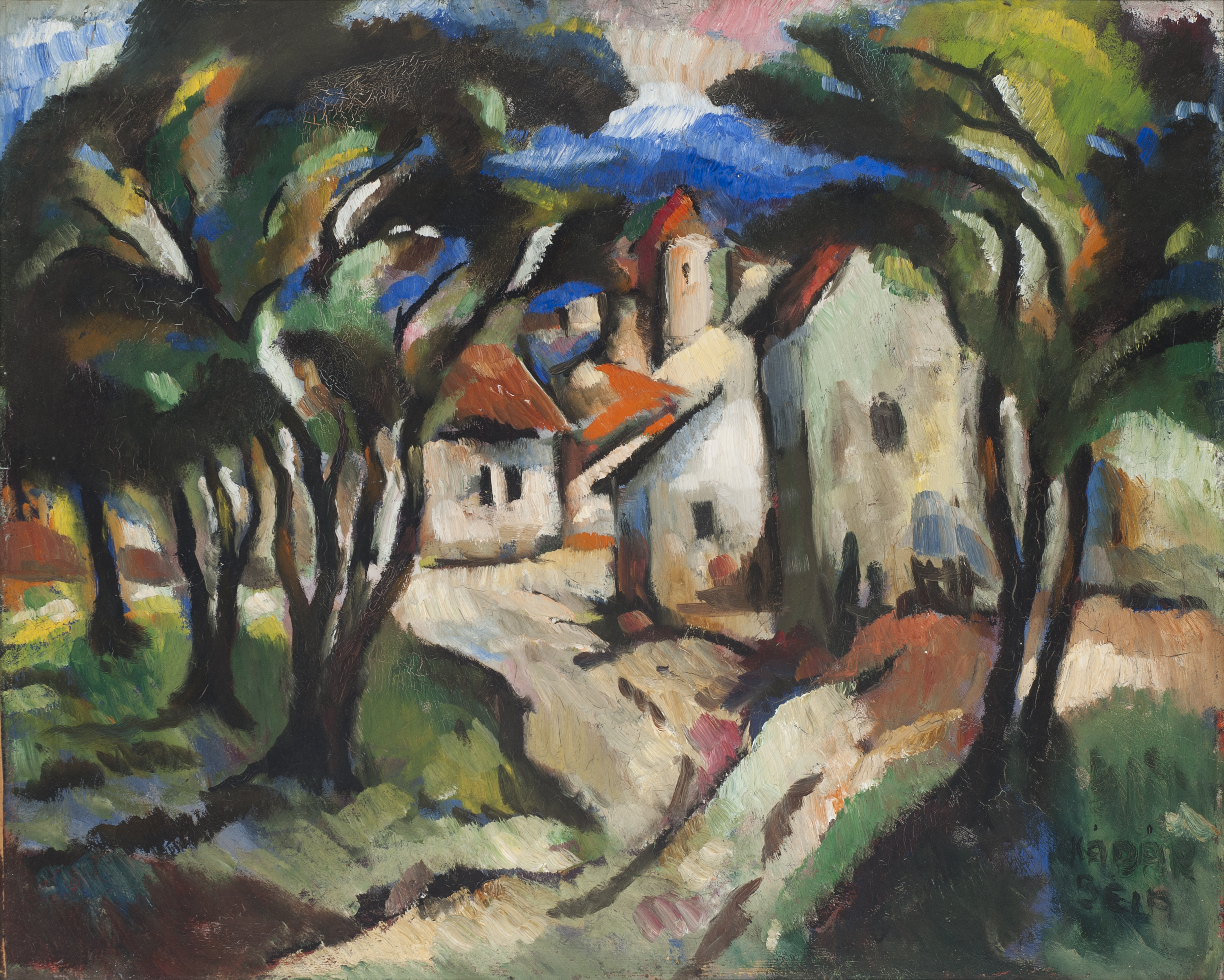 A Kempinski gyűjteménye Tihanyban