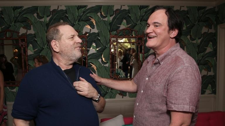 Hát persze, hogy Tarantino is tudott Weinstein ügyeiről