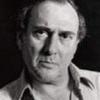 Harold Pinter profilképe