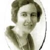 Agatha Christie profilképe