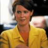 Cynthia Nixon profilképe