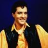 Elvis Presley profilképe