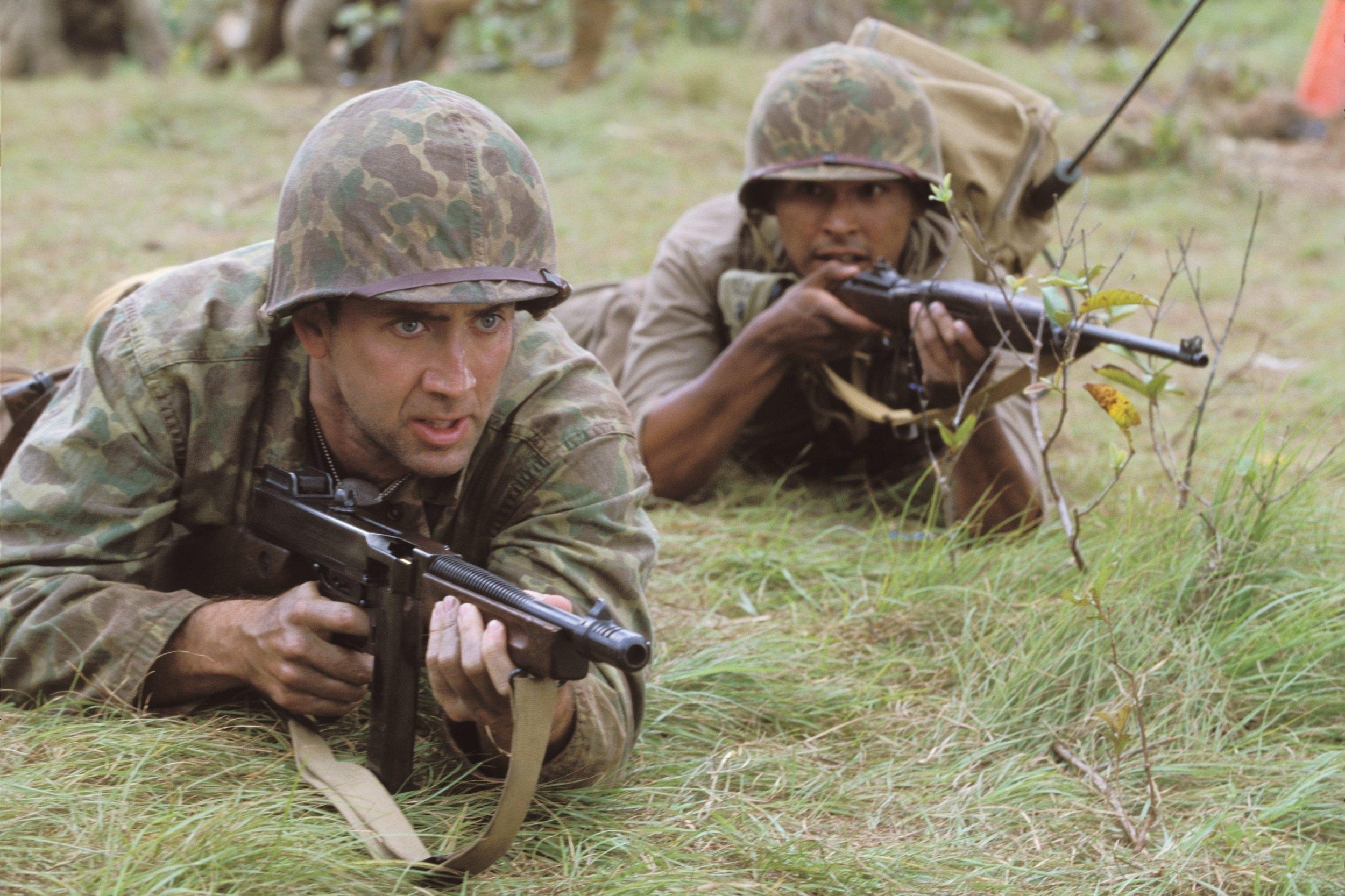 Háborús eposznak nem tökéletes, akciófilmnek remek