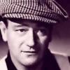 John Wayne profilképe