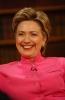 Hillary Rodham Clinton profilképe