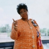 Aretha Franklin profilképe