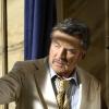 Alan Bates profilképe