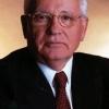 Mihail Gorbacsov profilképe