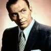 Frank Sinatra profilképe
