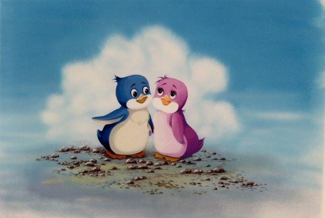 Пингвин лоло и пепе картинка рисунок