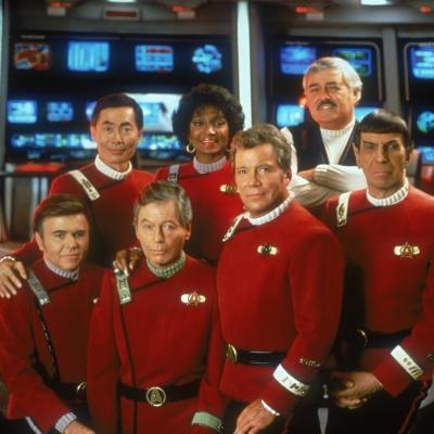 Star Trek 6. - A nem ismert tartomány