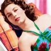 Ava Gardner profilképe