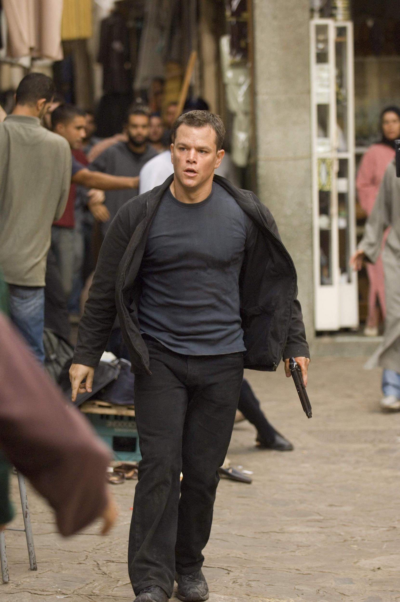 the bourne ultimatum film complet en arabe