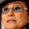 Yoko Ono profilképe