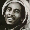 Bob Marley profilképe