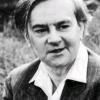 Weöres Sándor profilképe