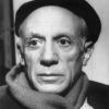 Pablo Picasso profilképe