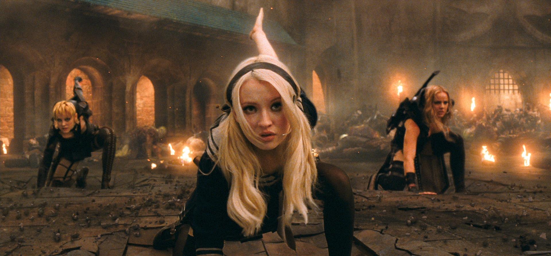 Alice Csodaországban géppuskákkal