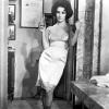 Elizabeth Taylor profilképe