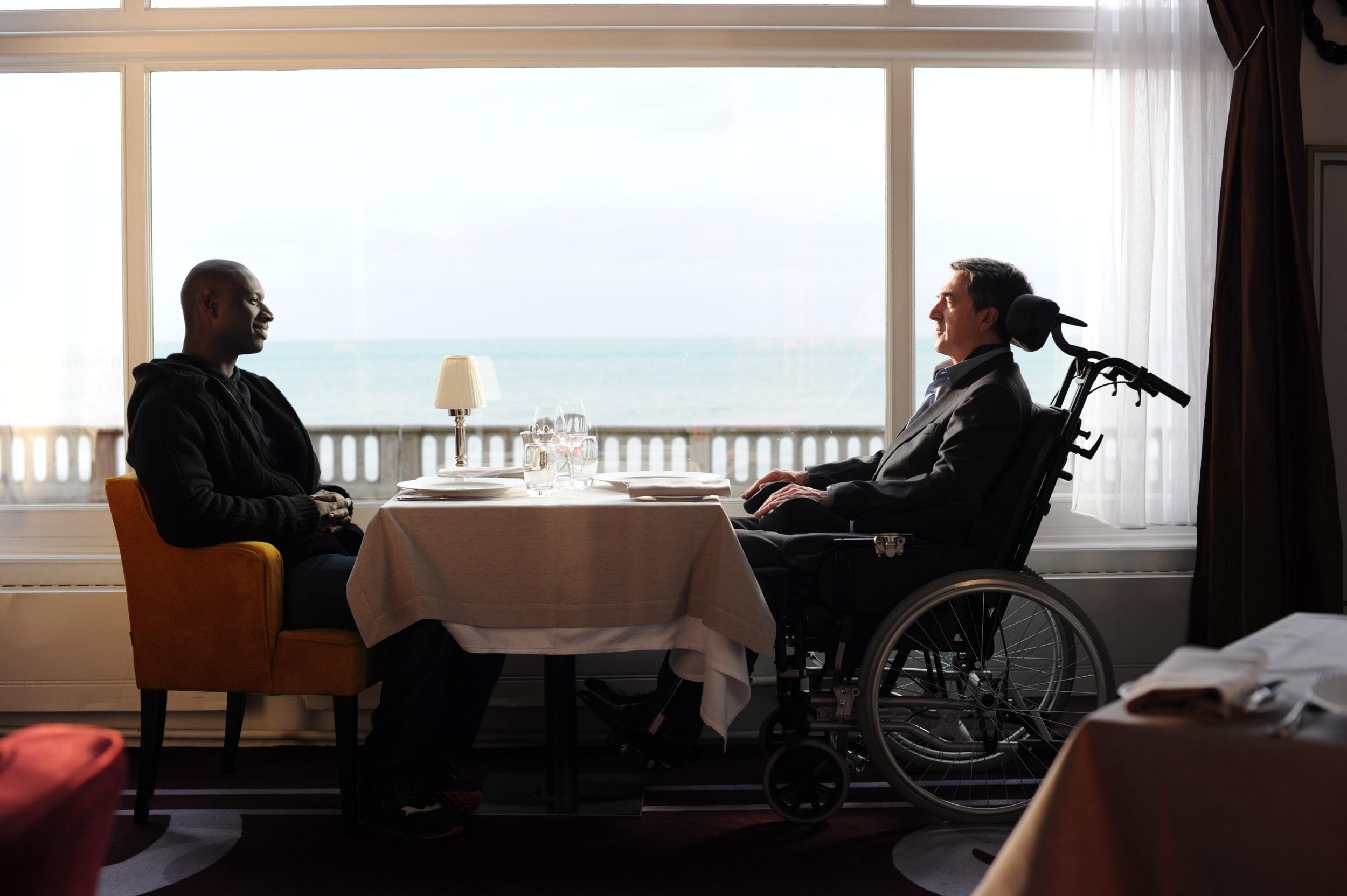 francia film gettó kerekes szék