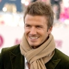 David Beckham profilképe