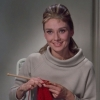 Audrey Hepburn profilképe