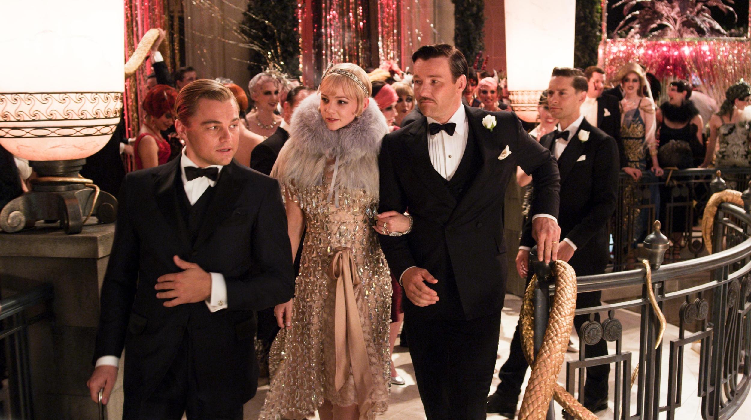 A Nagy Gatsby Balja Debrecen Foto