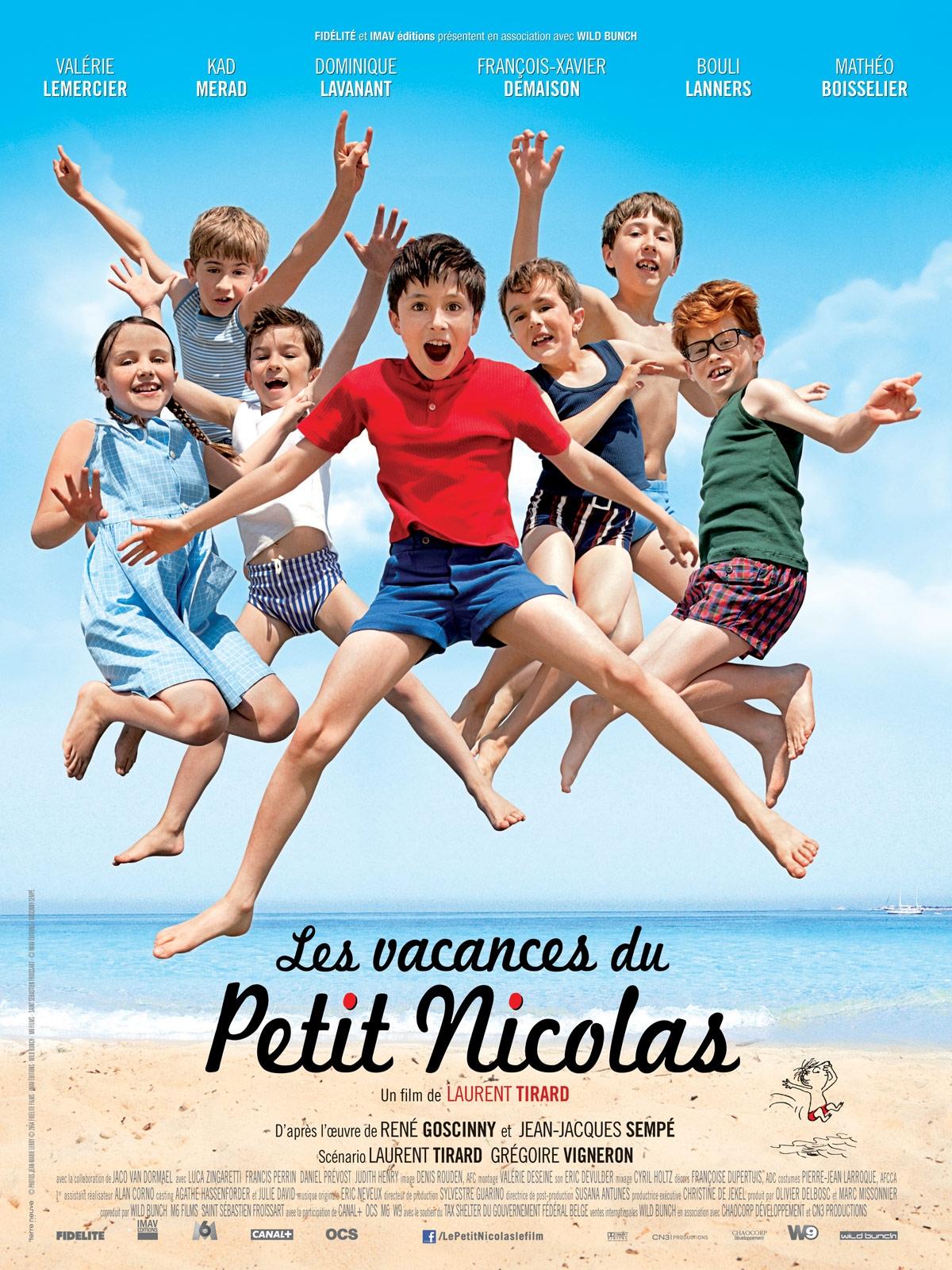 A Kis Nicolas Nyaral