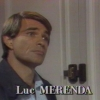 Luc Merenda profilképe
