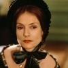 Isabelle Huppert profilképe