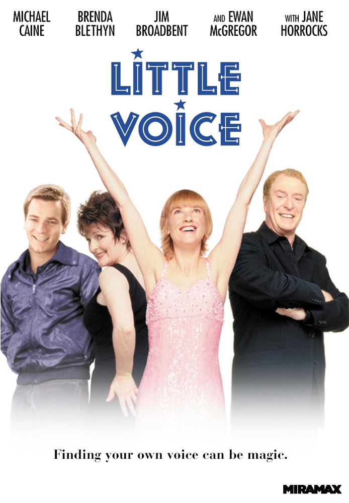 THE RISE AND FALL OF LITTLE VOICE