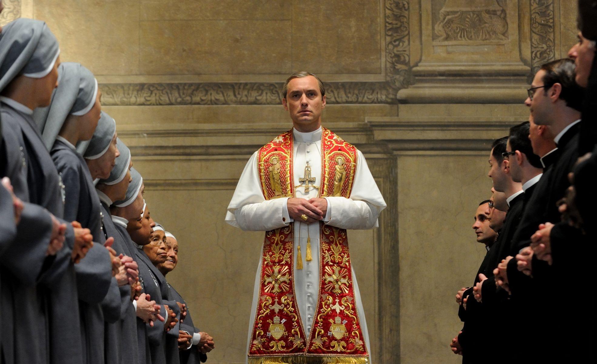 John Malkovich-csal, Az új pápa címmel folytatódik Az ifjú pápa