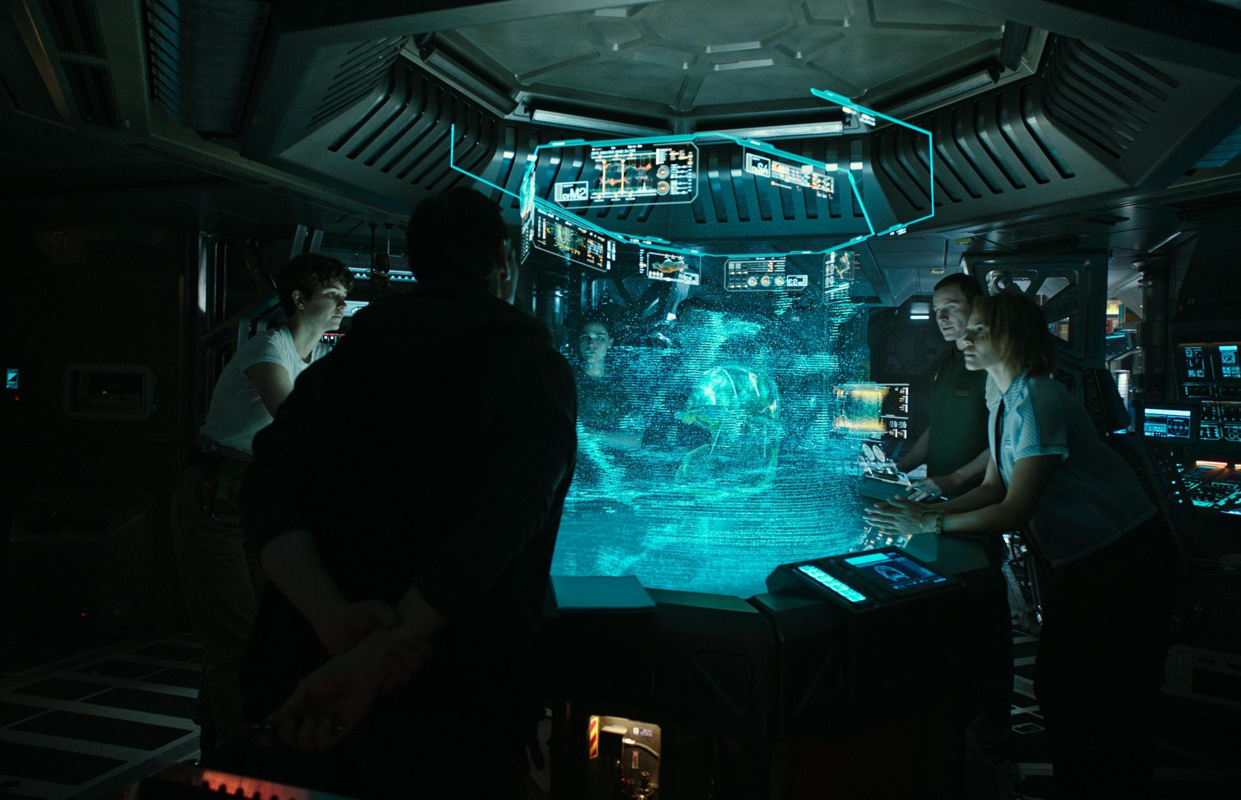 A fedélzet alatt ben és kate összekapcsolódtak