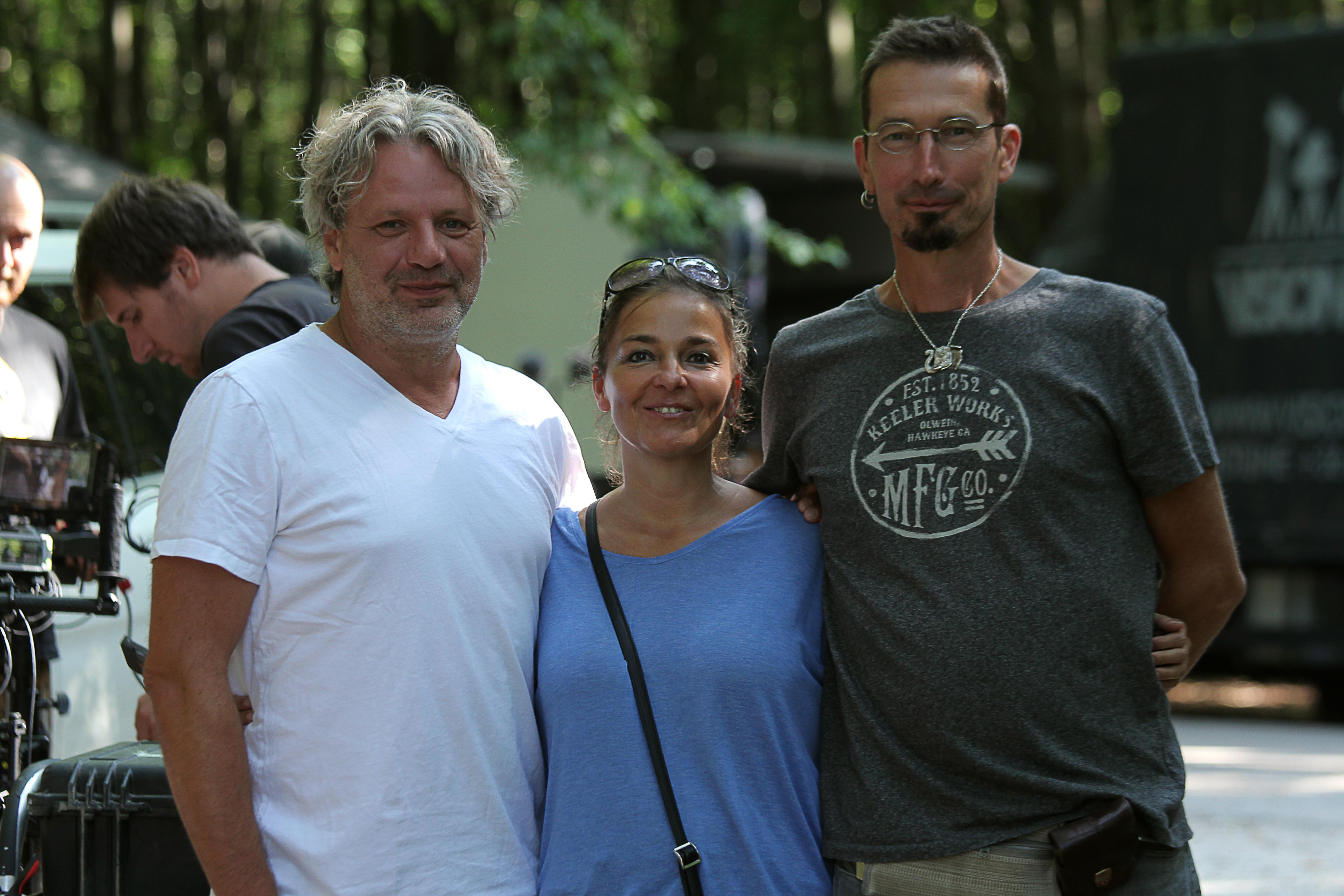 Brazilok - M. Kiss Csaba, Mécs Mónika, Rohonyi Gábor