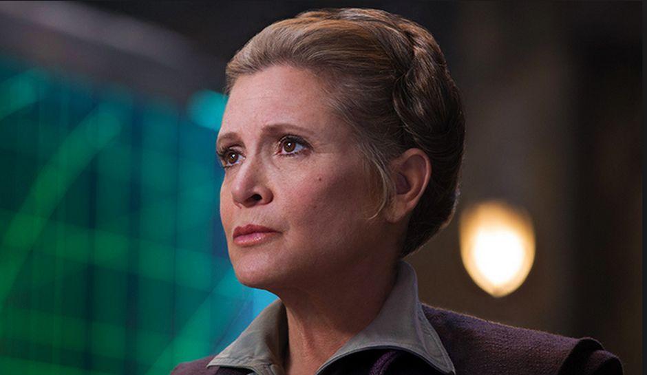 J.J. Abrams elmesélte, hogyan hozták vissza Carrie Fishert a Skywalker korában