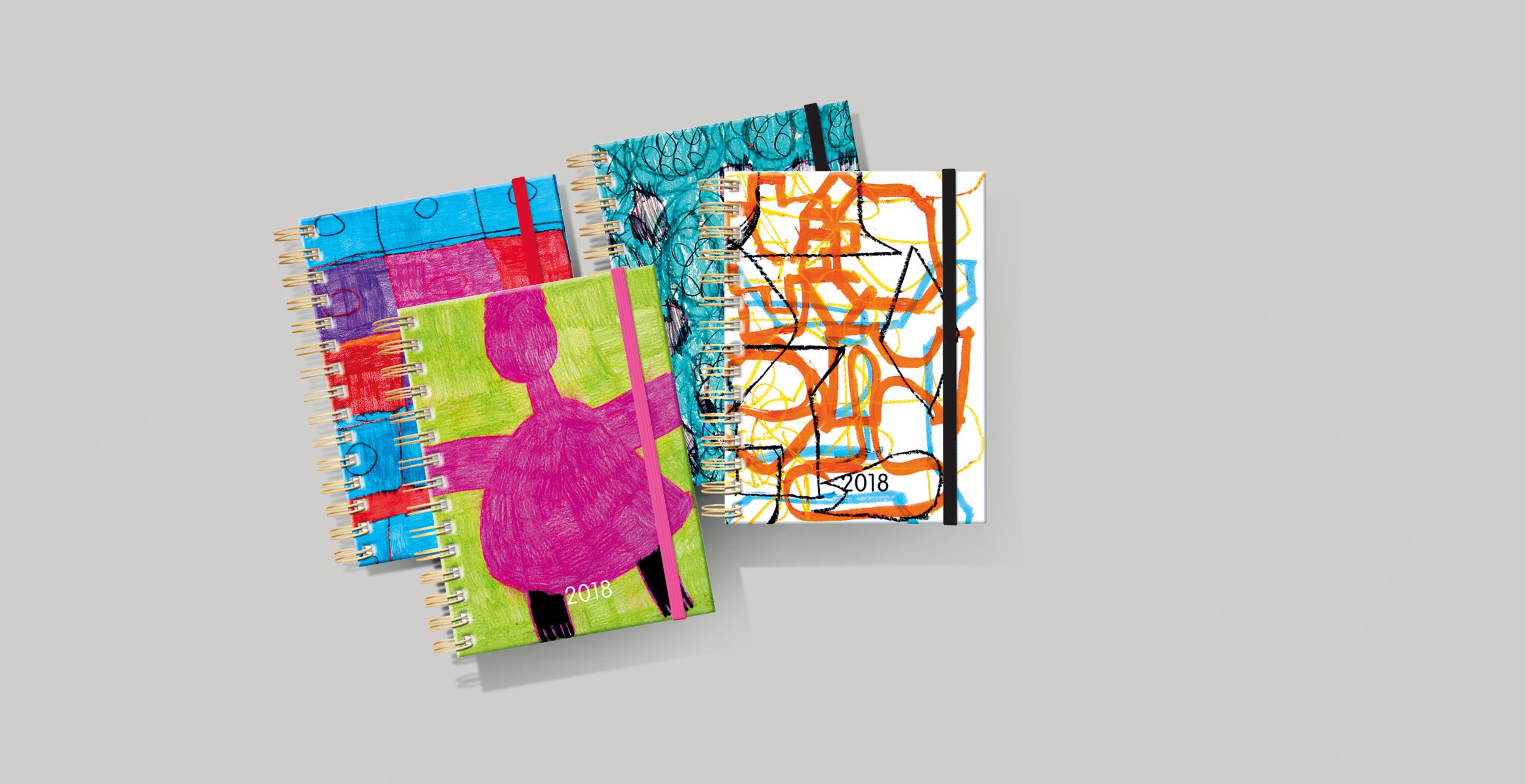 Londont is megjárták az autizmussal élő fiatalok rajzai - Designmárka autizmussal élőktől