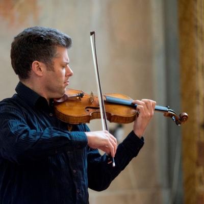 Szenvedélyem: a hegedű - Kelemen Barnabás